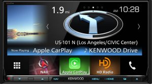 Apple CarPlay Upgrade