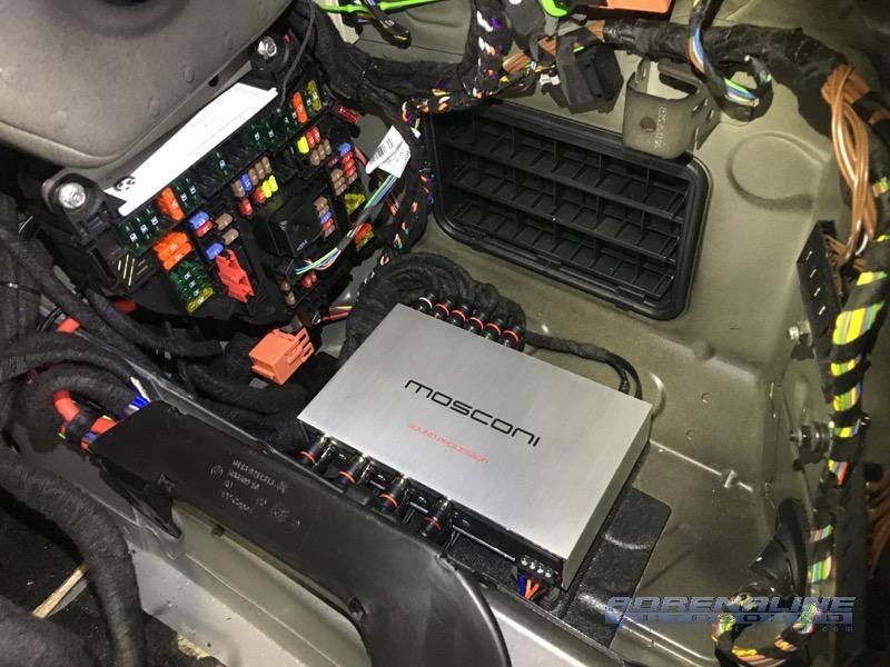 BMW M6 Audio