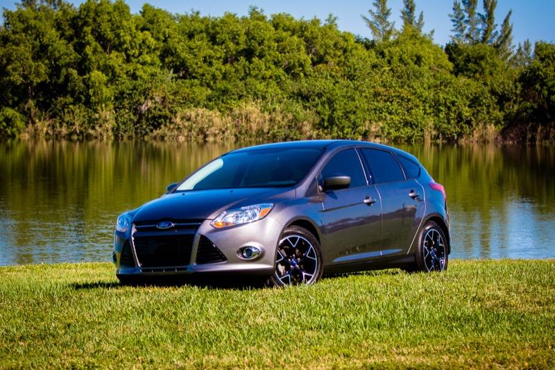 Ford Focus Audio