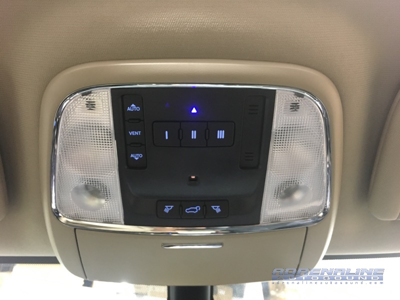 Jeep Grand Cherokee LED