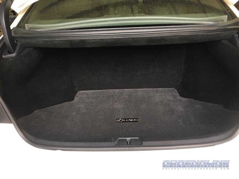 2007 Lexus LS 460 Audio System Upgrade • Adrenaline Autosound