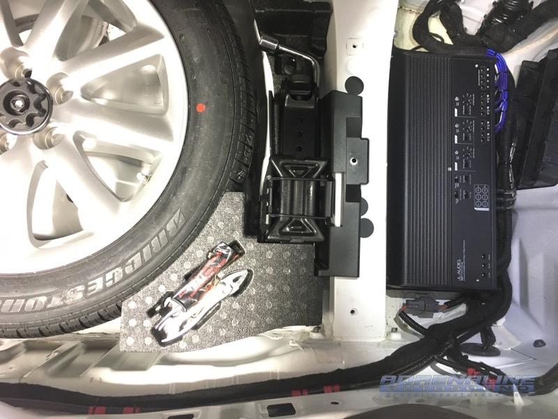 2007 Lexus Ls 460 Audio System Upgrade Adrenaline Autosound