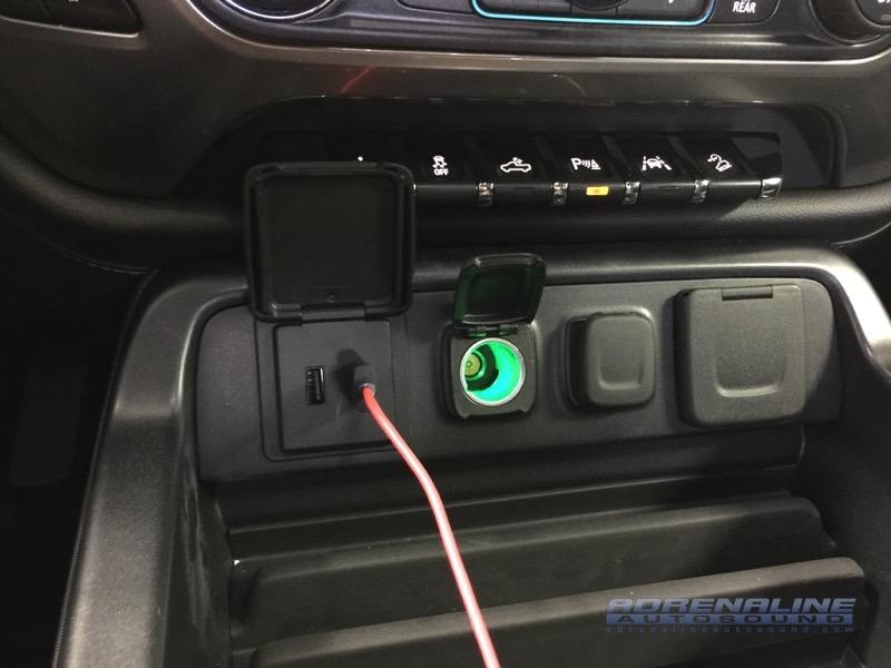 2018 Chevrolet Silverado Audio System Upgrade • Adrenaline ...